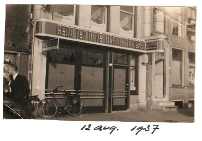 ten have lichtreclame_1937