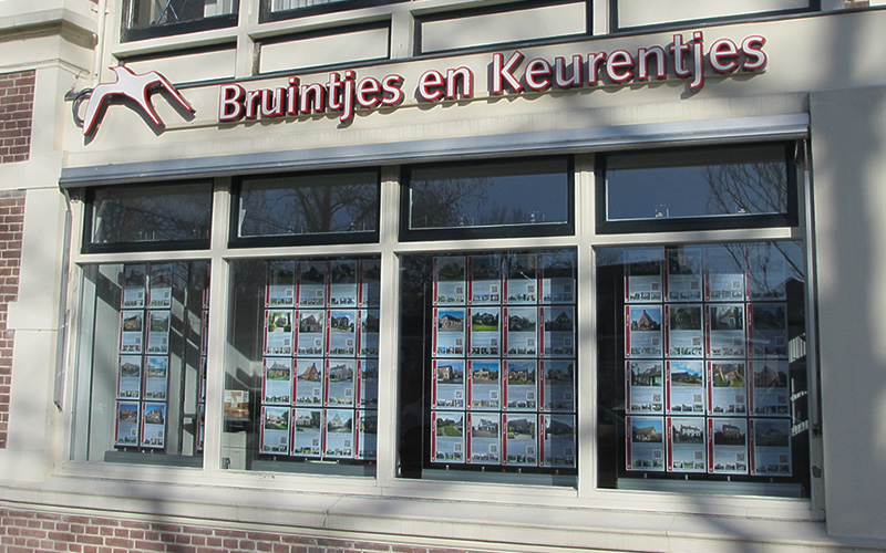LED reclame LED letters